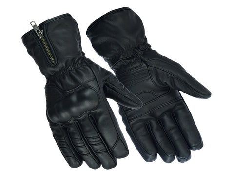 DS2493 Black Rain Performance Glove Gloves Virginia City Motorcycle Company Apparel
