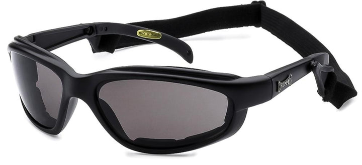 Choppers (R) MIX Foam Padded Sunglasses - Assorted Colors - Sold by the Dozen - 8CP904 Sunglasses Virginia City Motorcycle Company Apparel