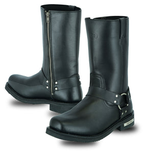 Men's Waterproof Harness Boots -9739 Men's Boots Virginia City Motorcycle Company Apparel