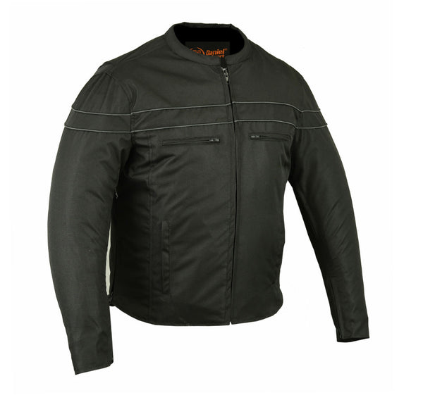 Daniel Smart - All Season Men's Textile Jacket - DS705 Men's Jackets Virginia City Motorcycle Company Apparel