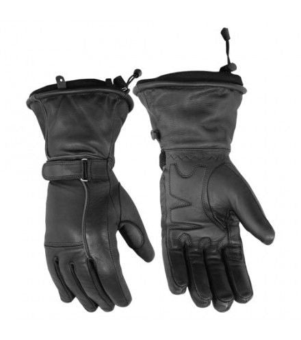 DS71 Women's High Performance Insulated Glove Gloves Virginia City Motorcycle Company Apparel