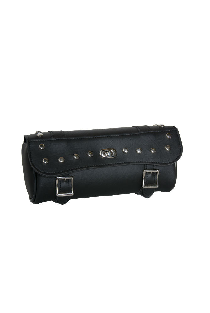 DS5405S Large 2 Strap Tool Bag w/ Studs Tool Bags Virginia City Motorcycle Company Apparel