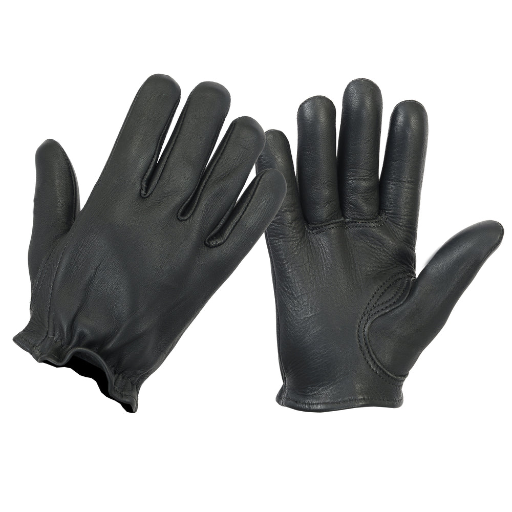 DS89 Premium Police Style Glove Men's Lightweight Gloves Virginia City Motorcycle Company Apparel