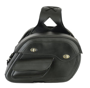 Two Strap Saddle Bags - DS300 Saddle Bags Virginia City Motorcycle Company Apparel