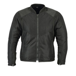 Ladies Sporty Mesh Riding Jacket - DS860 Women's Jackets Virginia City Motorcycle Company Apparel