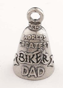GB Biker Dad Guardian Bell® Biker Dad Guardian Bells Virginia City Motorcycle Company Apparel
