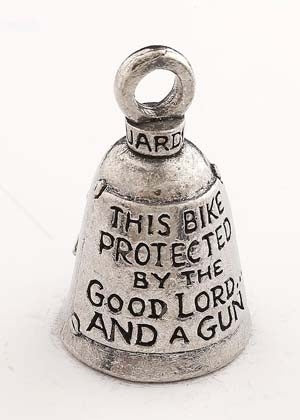 GB This Bike Pro Guardian Bell® This Bike Protected by the Good L Guardian Bells Virginia City Motorcycle Company Apparel