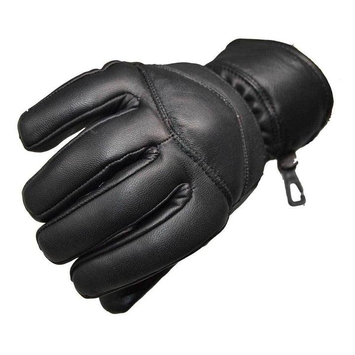 Men's Cold Weather Insulated Glove - DS25 Men's Gauntlet Gloves Virginia City Motorcycle Company Apparel