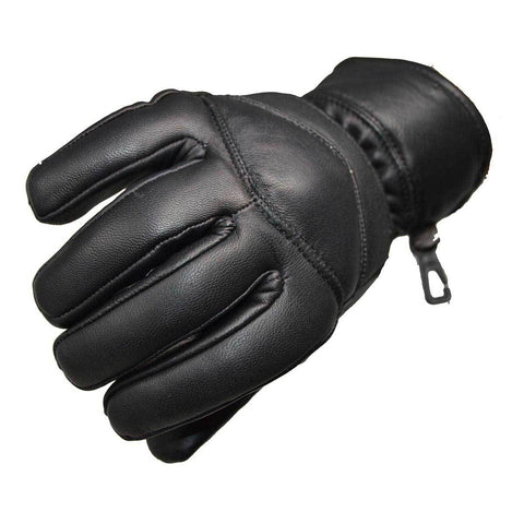 DS25 Cold Weather Insulated Glove Men's Gauntlet Gloves Virginia City Motorcycle Company Apparel