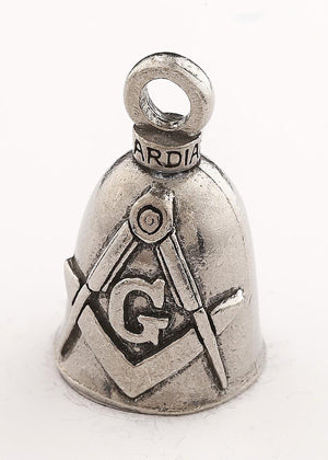 GB Masonic Guardian Bell® Masonic Guardian Bells Virginia City Motorcycle Company Apparel