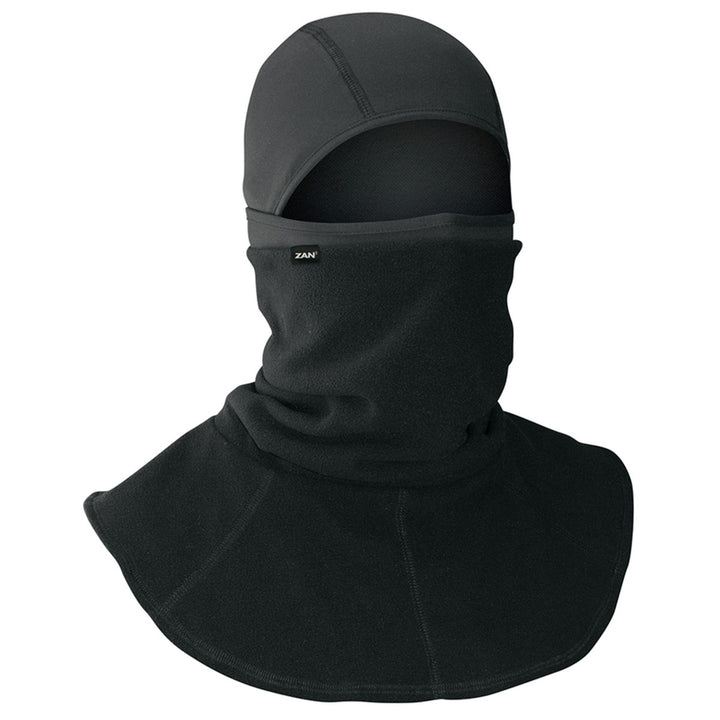 Balaclava by ZAN HeadGear - Polyester/Spandex- Black - WB114C Head/Neck/Sleeve Gear Virginia City Motorcycle Company Apparel
