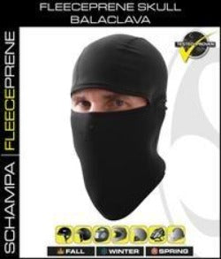 Balaclava - Fleeceprene Balaclava - BLCLV100-F Head/Neck/Sleeve Gear Virginia City Motorcycle Company Apparel