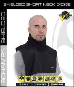 Dickie - Shielded Short Neck- Half Chest Back Dickie  - TD011 Head/Neck/Sleeve Gear Virginia City Motorcycle Company Apparel