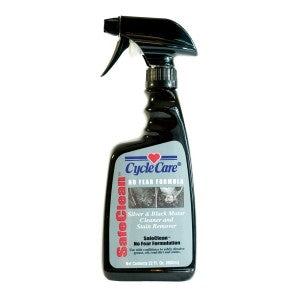 Cycle Clean - SAFECLEAN- Silver & Black Motor Cleaner -22oz - 15022 Bike Cleaners Virginia City Motorcycle Company Apparel