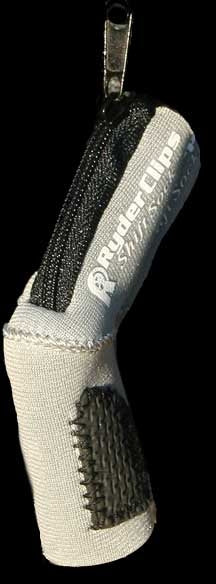SS-SILVER Neoprene Shift Sock- Silver Lever Covers & Floor Boards Virginia City Motorcycle Company Apparel
