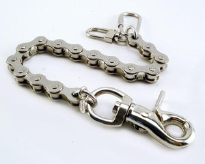 "NC320-8 Bike Chain Key Leash 8"" Wallet Chains/Key Leash Virginia City Motorcycle Company Apparel"