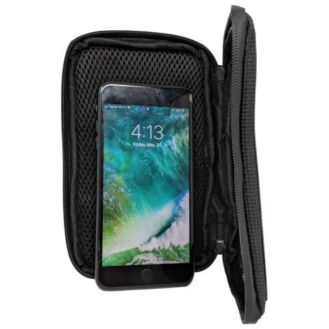 Magnetic Cellphone/Smartphone/Accessories Pouch - Small - MP8726 Motorcycle Mounts Virginia City Motorcycle Company Apparel