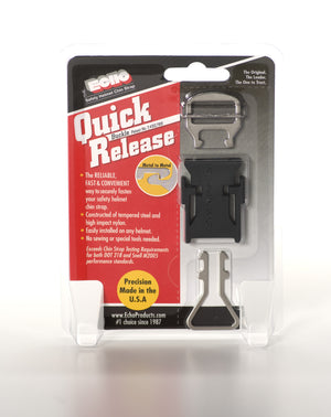 ECHO Quick Chinstrap Release Yellow - 0108-005 Helmet Accessories Virginia City Motorcycle Company Apparel