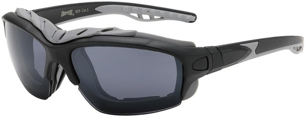 Choppers Sunglasses - Assorted Colors - Sold by the Dozen - 8CP929 Sunglasses Virginia City Motorcycle Company Apparel