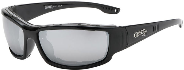 Choppers Sunglasses - Assorted Colors - Sold by the Dozen - 8CP932 Sunglasses Virginia City Motorcycle Company Apparel