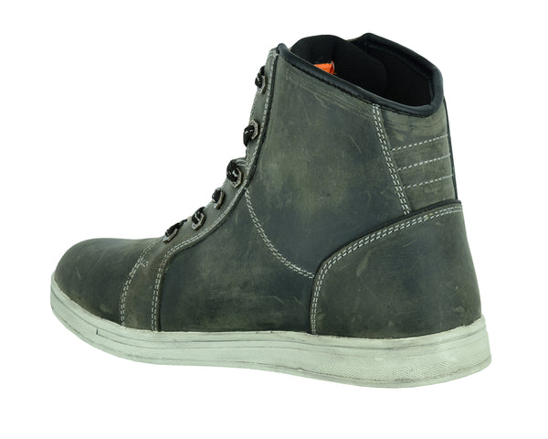 Men's Waterproof Motorcycle Riding Shoes - DS9735 Men's Boots Virginia City Motorcycle Company Apparel