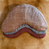 Chandra Crescent Meditation Eco-Cushion