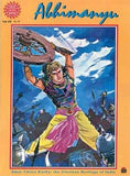 Abhimanyu, Indian Classic Comic