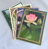 Vintage SRF Greeting Cards Set
