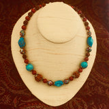Uma Vintage Beads Necklace