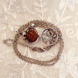 Tree of Life Rudraksha Locket