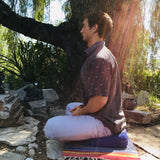Madhav Asana Cotton Meditation Mat
