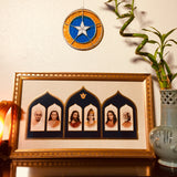 Gold Framed SRF Altar