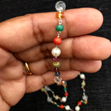 Lakshmi Navaratna Necklace