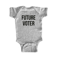 FUTURE VOTER Baby Onesie