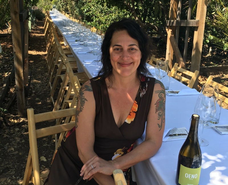 Amy Atwood natural wine producer in California