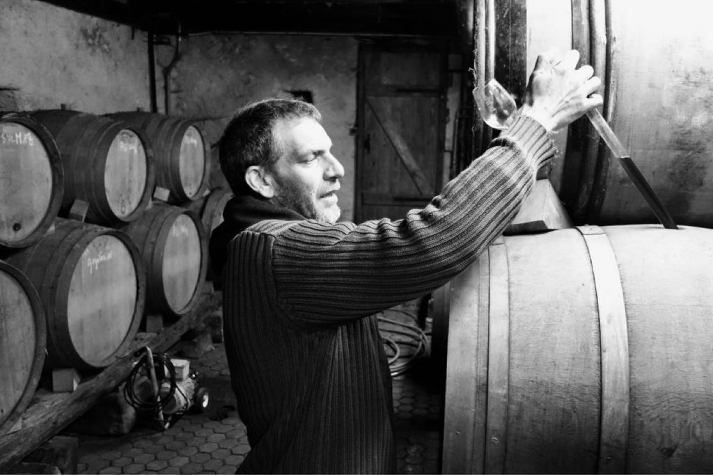 Jean-Marc Dreyer, Natural Wine, Natural Winemaker from Alsace, France