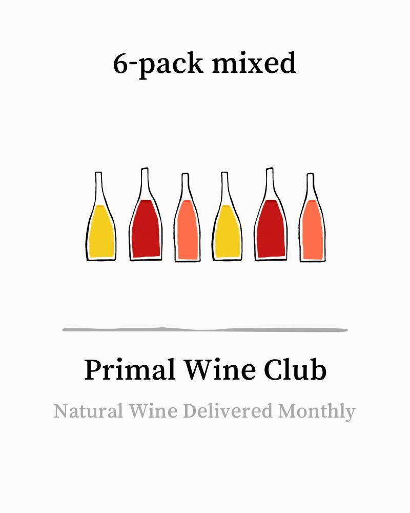 Primal Wine Club UPS2DAY