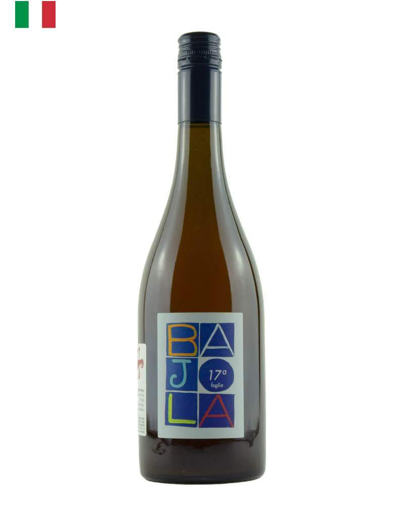 Bajola d'Alice Orange Wine, Skin Contact Wine, Natural Wine, Campania, Italy, Primal Wine Club - primalwine.com