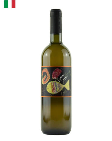 Franco Terpin Quinto Quarto Bianco, Orange Wine, Natural Wine, Primal Wine - primalwine.com