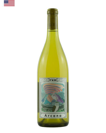 Iruai Wine, Arcana Savagnin, Red Wine From California, Natural Wine, Primal Wine - primalwine.com