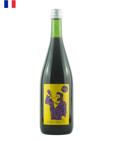 La Boutanche Rouge, Martin Texier, Grenache and Cinsault Grapes, French Wine, Natural Wine, Primal Wine - primalwine.com
