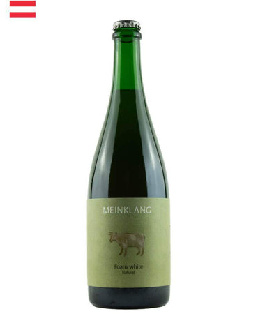 Meinklang Foam White Pet Nat, Sparkling Wine, Hungary, Austria, Natural Wine, Primal Wine - primalwine.com