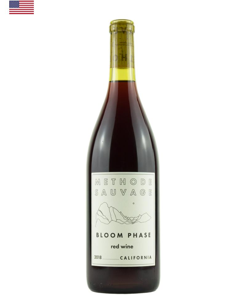 Methode Sauvage Bloom Phase Red Wine, California, Natural Wine, Primal Wine - primalwine.com