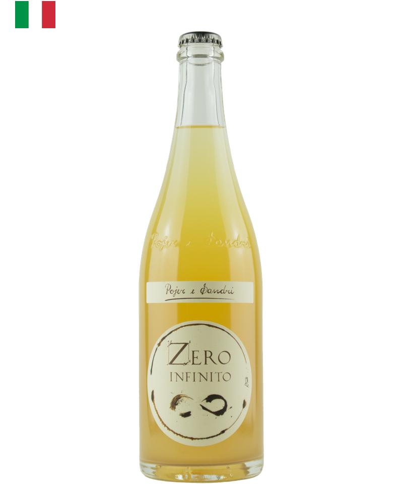 Pojer e Sandri Zero Infinito Pet Nat NV, sparkling natural wine, Solaris grapes, Trentino-Alto Adige, Northern Italy, Primal Wine.