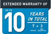 Omnidesk Quality Assurance - 3 Year Standard Warranty, Extendable to 5 Years