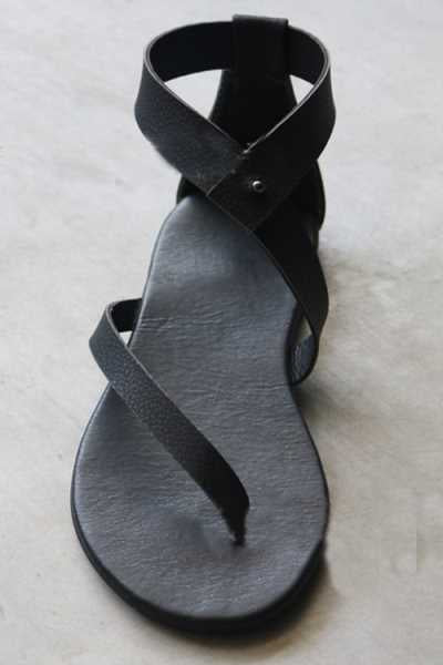 Wearvip Casual Ankle Strap Flat Sandals
