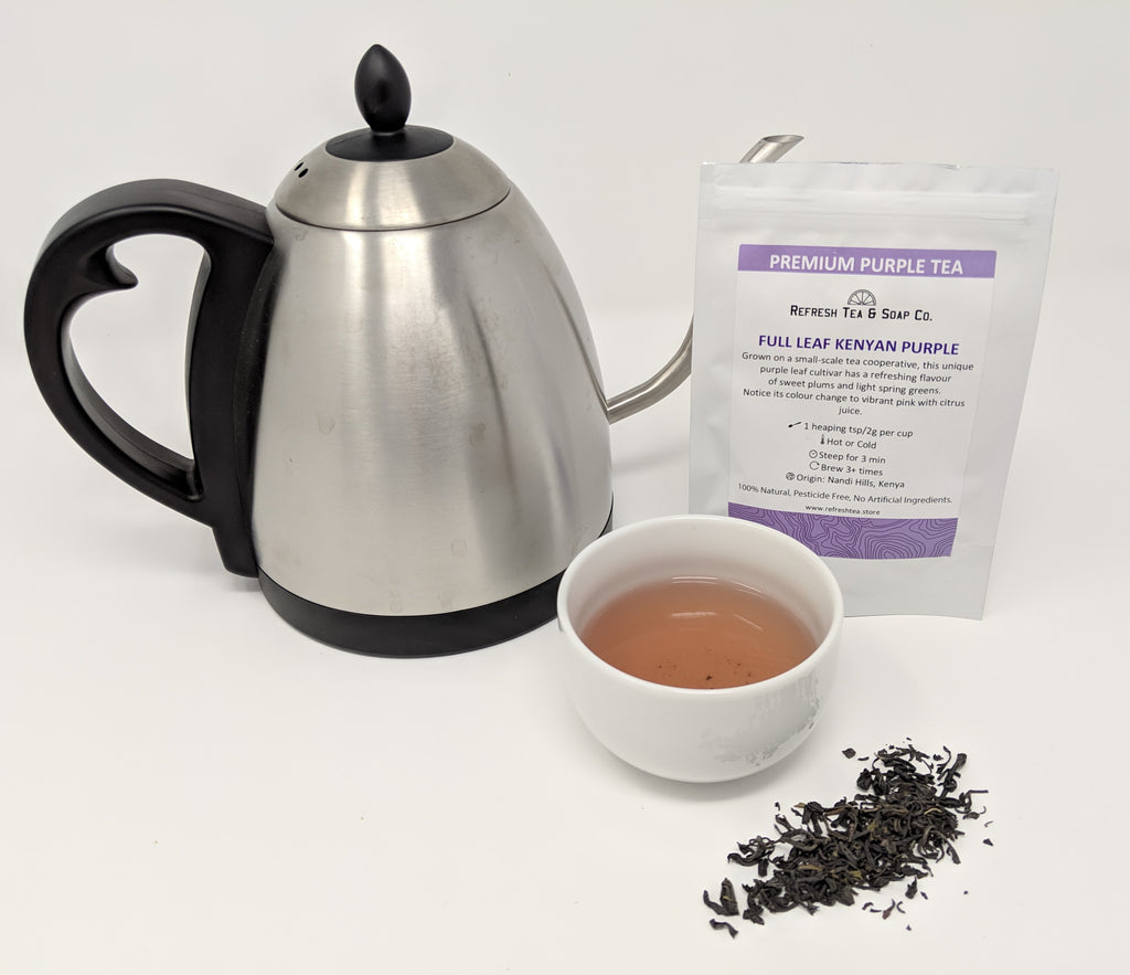 Purple Day & Purple Tea - Raising Awareness for Epilepsy
