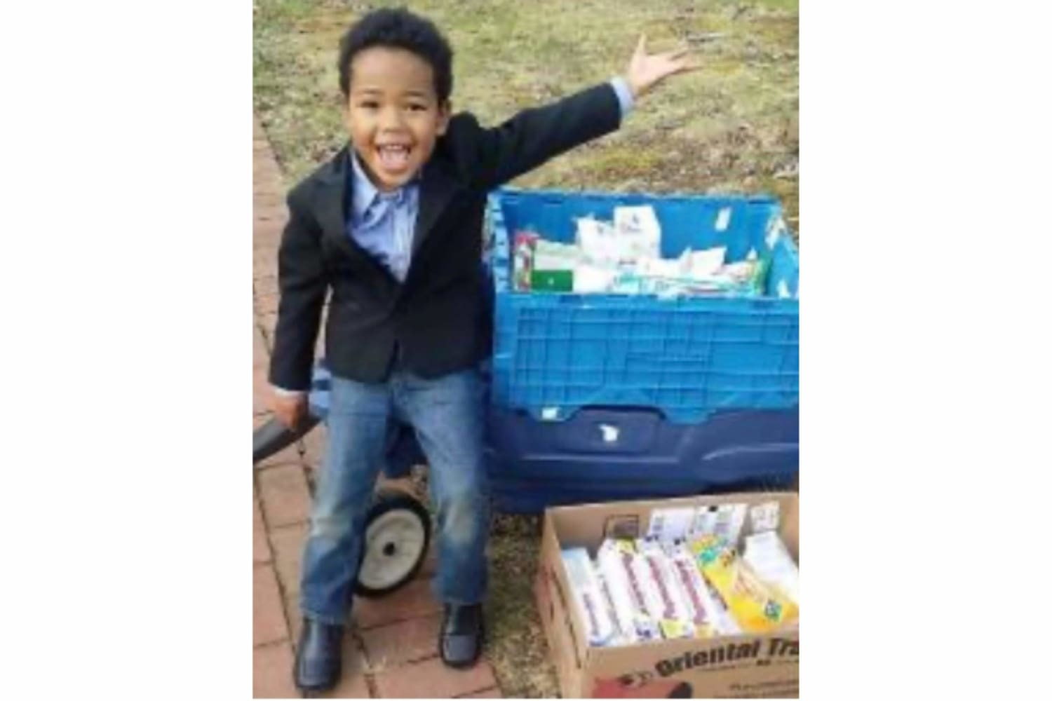 Thousands of homeless veterans have been helped by this 8 year old