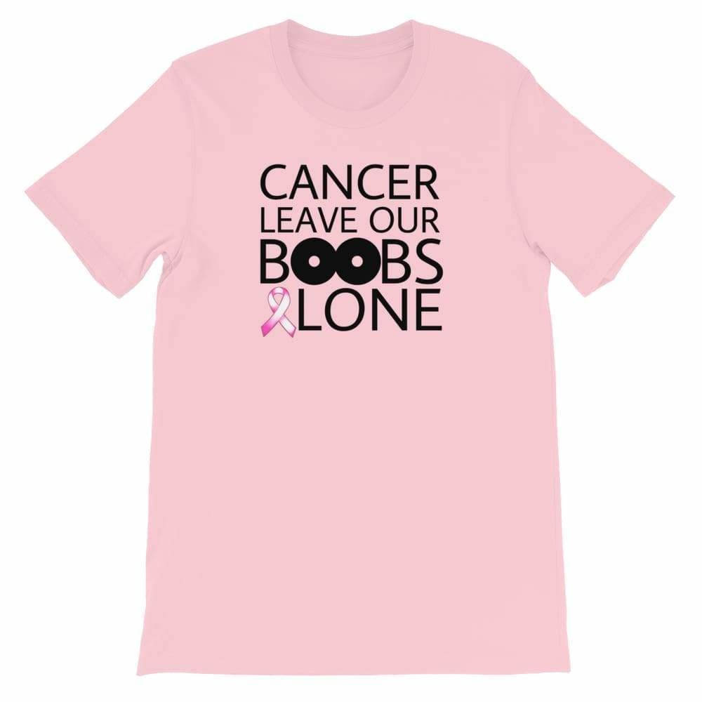 Military apparel, military shirts, patriotic apparel - Army apparel, Marine shirts, Navy shirts, Air Force shirts, Veteran apparel, Patriotic apparel - Cancer Leave Our Boobs Alone T-shirt