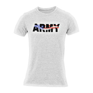 Military t-shirts, patriotic apparel, Army, Marine, Navy, Air Force, Veteran - Army T-shirt